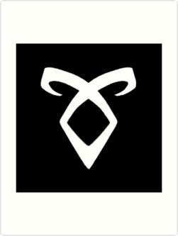 Shadowhunters and Sleepy Hollow symbol