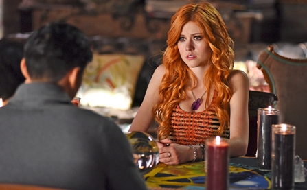 Shadowhunters Clary and Magnus
