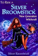 to ride a silver broomstick 1
