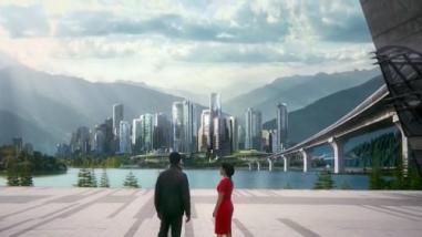 City of Light, aka downtown Vancouver B.C.