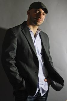 Author Daniel José Older (via thenerdsofcolor)