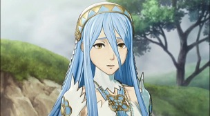 Azura is in all three games, and also just so happens to be your cousin.