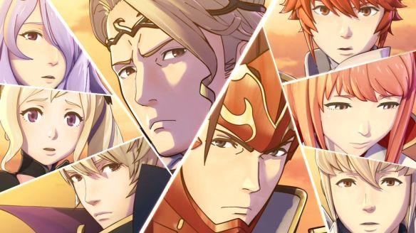 Fire Emblem Fates Royal Family