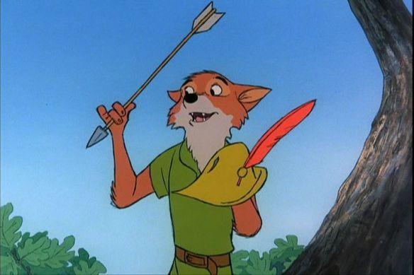 fox robin hood