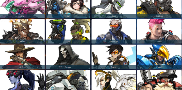 Overwatch Roster