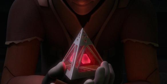 Star Wars Rebels Ezra Sith Holocron