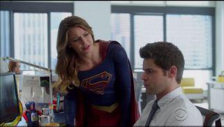 Supergirl Kara and Winn