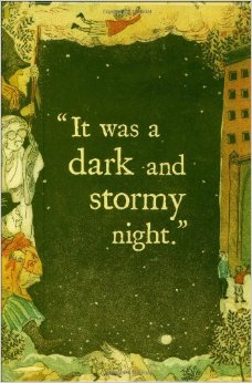 wrinkle in time dark and stormy