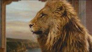 Aslan chronicles of narnia