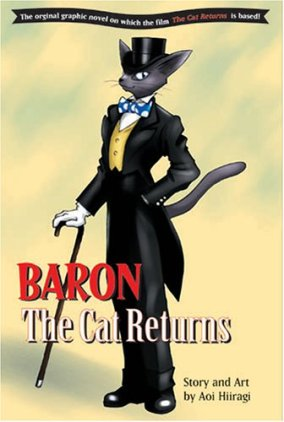 cat returns cover
