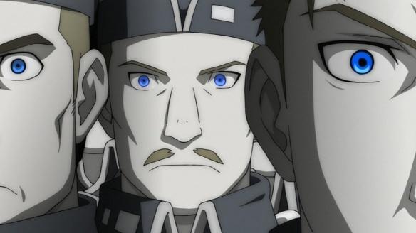 Fullmetal Alchemist Brotherhood Amestris Army
