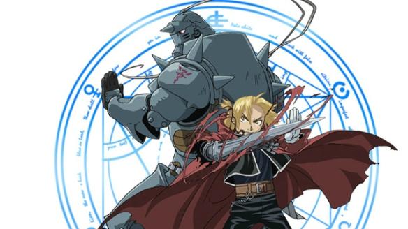 Fullmetal Alchemist Brotherhood Elric Brothers