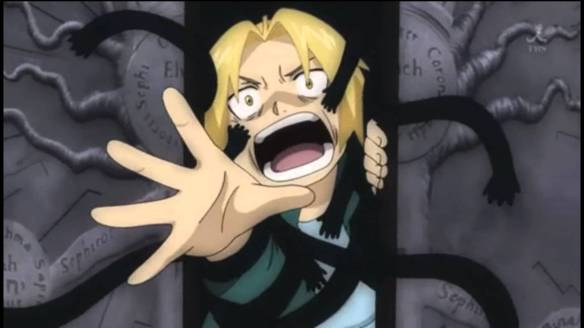 Fullmetal Alchemist Ed in Gate of Alcehmy