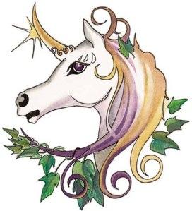 How do you even argue with this sparkle horse? (via forgottenrealms)