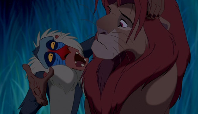 The Lion King and Racism | Lady Geek Girl and Friends Lion King Rafiki