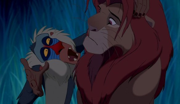 Rafiki Lion King
