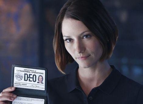 Supergirl Alex Danvers