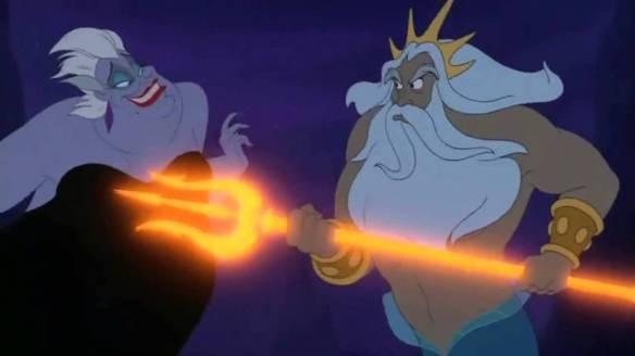 Ursula & Triton