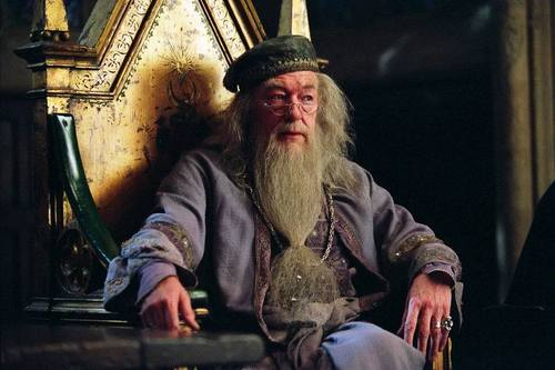 Harry Potter Albus Dumbledore