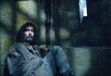 Harry Potter Sirius Black in Azkaban