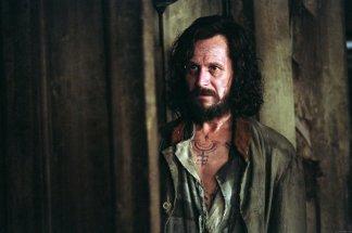 Harry Potter Sirius Black tattoo