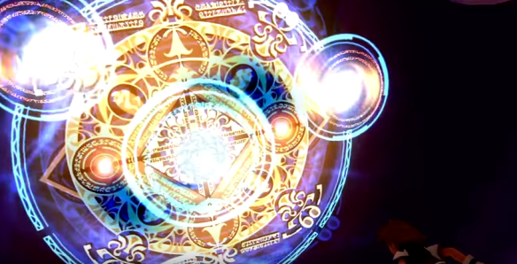 Kingdom Hearts Glyph