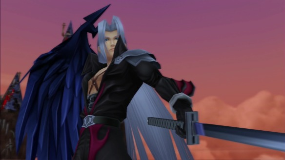 Kingdom Hearts Sephiroth