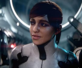 Andromedas protagonist: Ryder. Named after Sally Ryde)