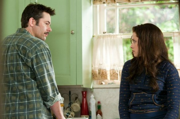 Twilight Bella and Charlie