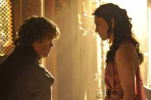 Game of Thrones Tyrion and Shae