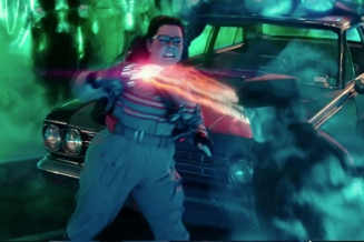 ghostbusters 2016 abby punching