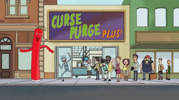 Curse Purge Plus