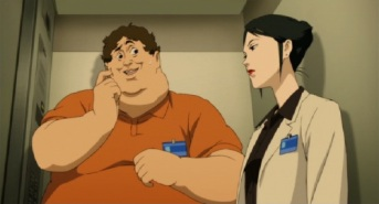 Paprika Chiba and Tokita
