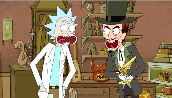 Rick and the Devil