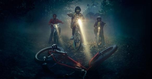 Stranger Things promo pic