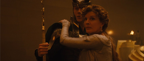Thor Loki Frigga