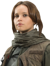 I'm just saying. Space Abigail Hobbs. She's even got a scarf. (via Wookieepedia)