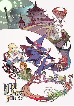 little-witch-academia-poster