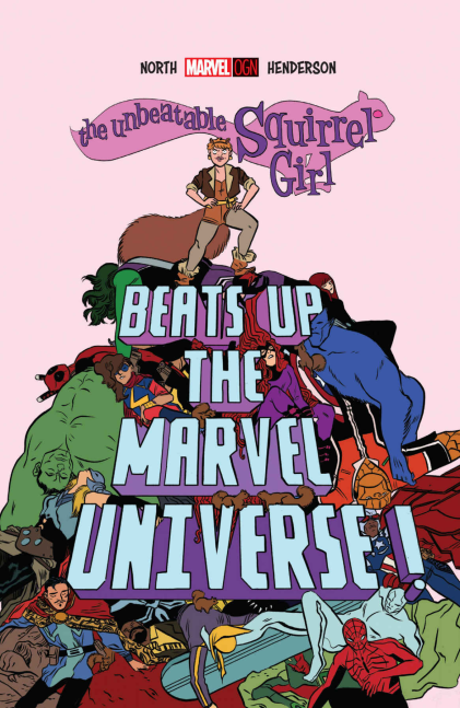 Squirrel Girl Beats Up the Marvel Universe