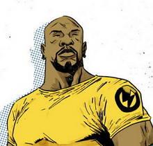 (via Superheroes in Full Color)