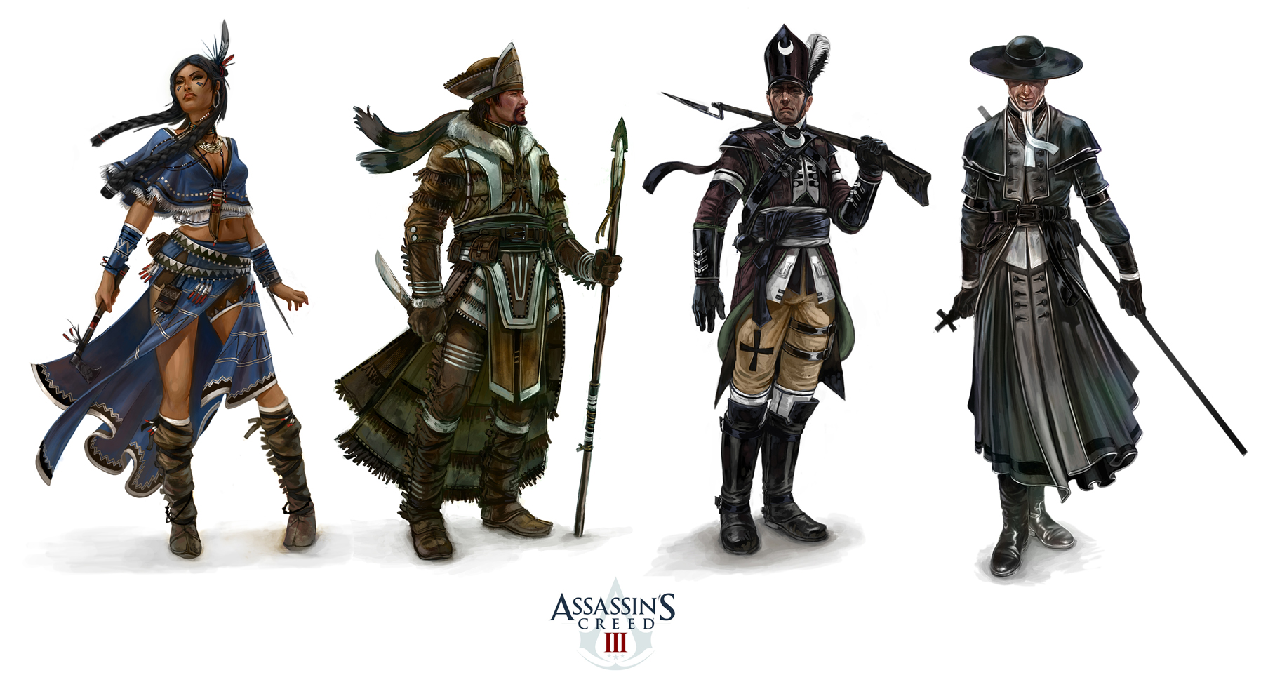 Remarkable, assassin s creed 3 native american