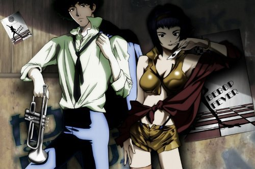Bebop - Spike and Faye (via imdb)