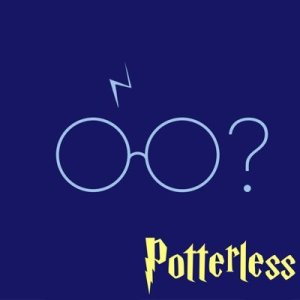 Potterless twitter icon