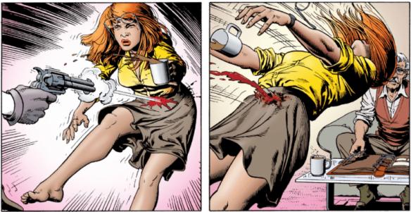 Batgirl - Killing Joke