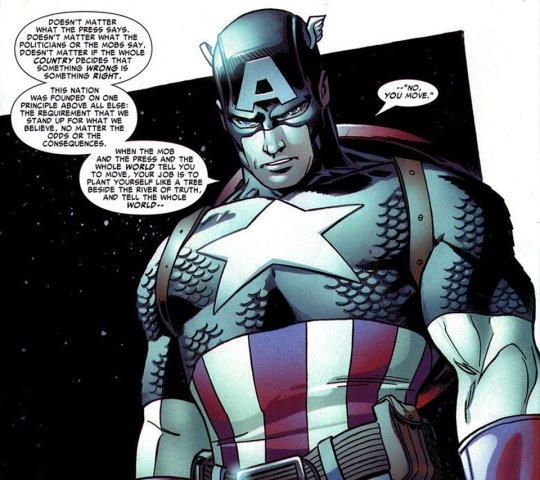captain america demand