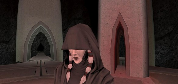 KOTOR-Darth Traya