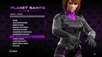 Saints Row Character Creator