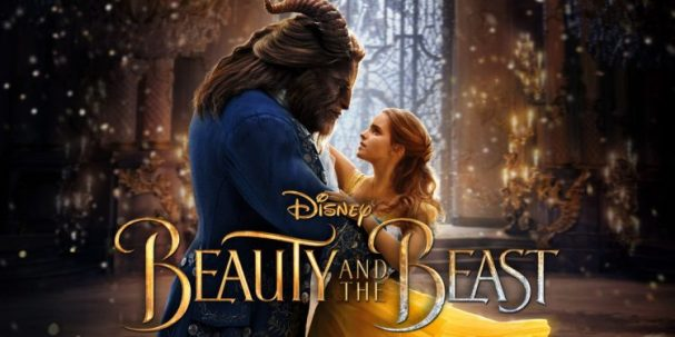 Beauty and the Beast 2017 Banner