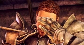 Dragon Age Origins Cullen