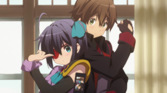 Love Chunibyo and Other Delusions